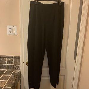 Misook Black Pants, sz XL, NWOT $198.00